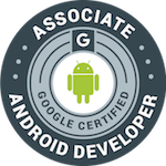 Associate Android Developer Certificate