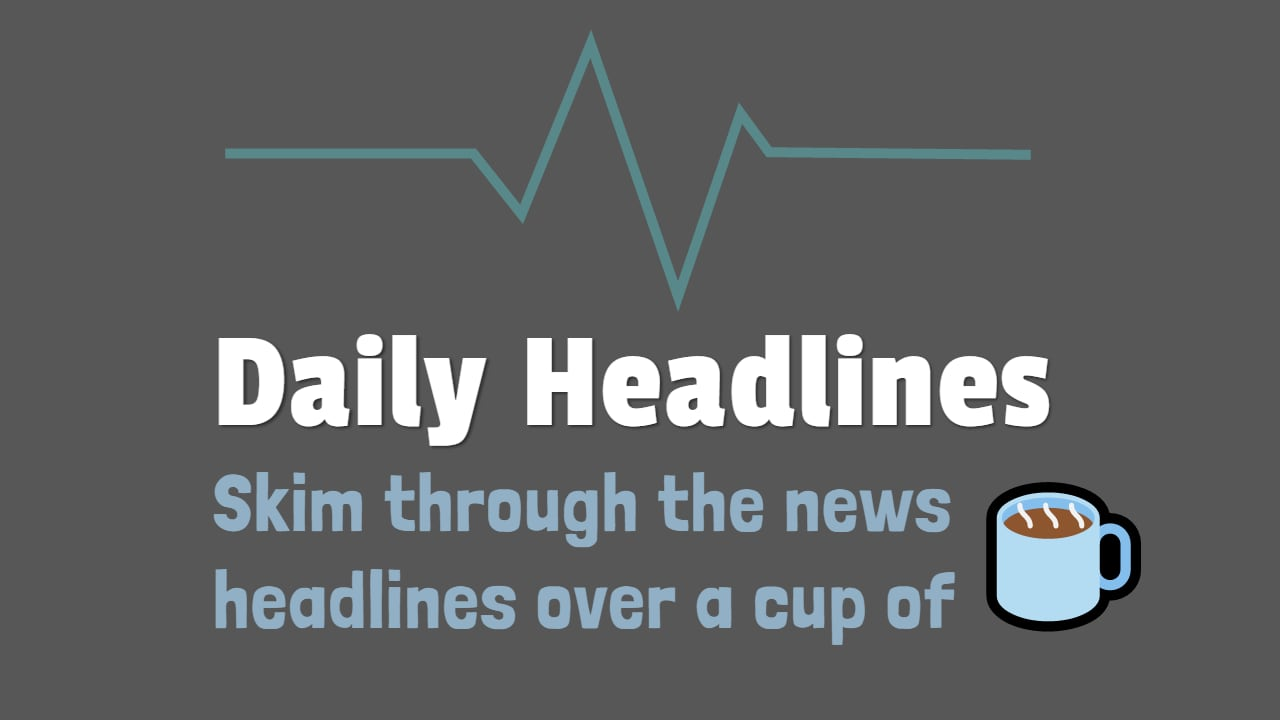 Daily Headlines - Android TV